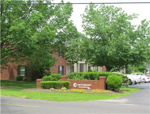 Canterbury Residences apartment in Hopkinsville, KY